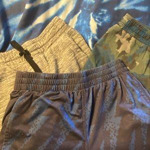 Bundle of GUC Boys Shorts Sz 8-10